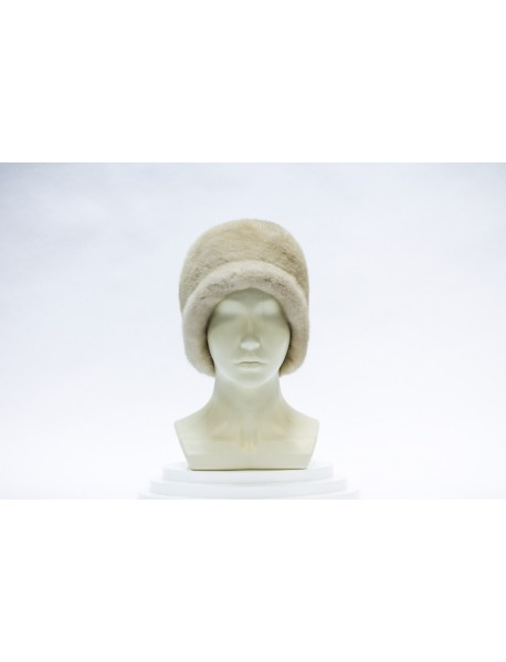 Женская шляпа из норки