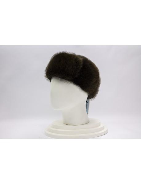 Мужская шапка ушанка полная