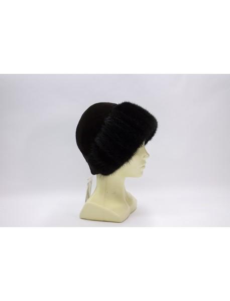 Женский головной убор боярина