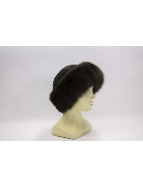 Женский головной убор боярка