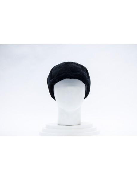 Мужская шапка из бобра